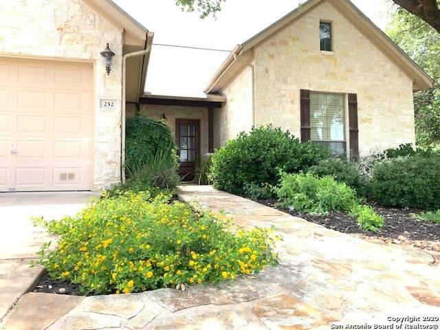 252 Well Springs, Boerne, TX 78006 (MLS #1434679) :: 2Halls Property Team | Berkshire Hathaway HomeServices PenFed Realty