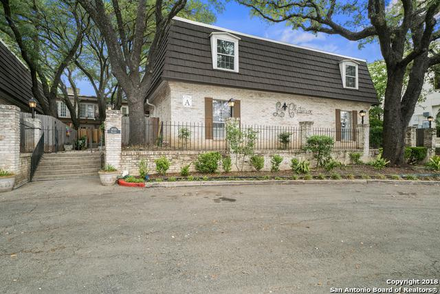 8038 Broadway St 111-H, San Antonio, TX 78209 (MLS #1309420) :: Tom White Group