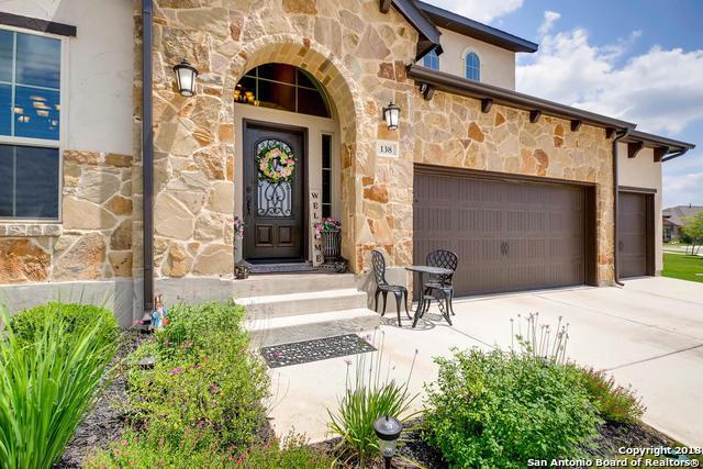 138 Cimarron Creek, Boerne, TX 78006 (MLS #1320769) :: The Suzanne Kuntz Real Estate Team