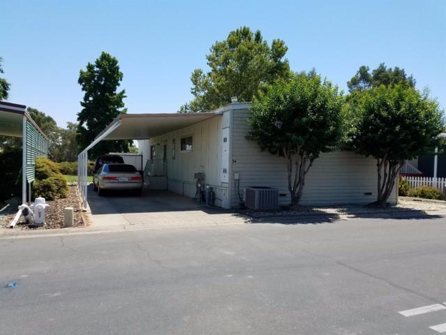 8665 Florin Road #34, Sacramento, CA 95828 (MLS #17039316) :: Dominic Brandon and Team