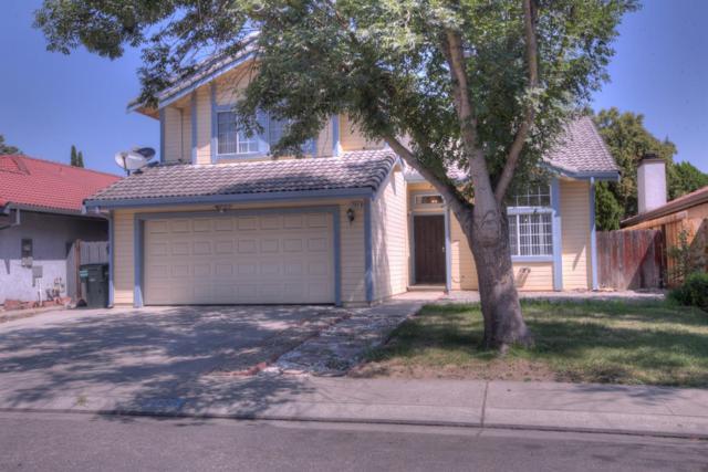 2005 Mount Hamilton Drive, Modesto, CA 95358 (MLS #17049272) :: The Del Real Group
