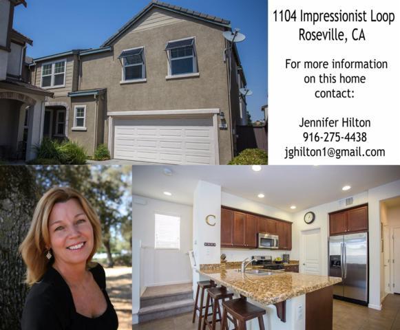 1104 Impressionist Loop, Roseville, CA 95747 (MLS #17053233) :: Brandon Real Estate Group, Inc