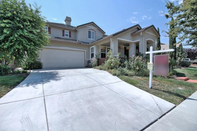 1386 Mendocino Creek Drive, Patterson, CA 95363 (MLS #17053379) :: The Del Real Group