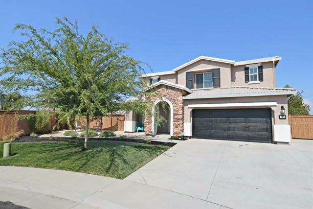 709 Wheat Court, Roseville, CA 95747 (MLS #17053429) :: Peek Real Estate Group - Keller Williams Realty