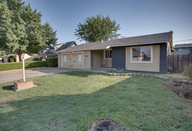 2499 Knightwood Way, Rancho Cordova, CA 95670 (MLS #17053452) :: Peek Real Estate Group - Keller Williams Realty