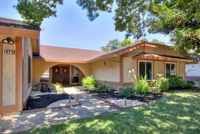 1823 Woodacre Way, Roseville, CA 95661 (MLS #17053931) :: Peek Real Estate Group - Keller Williams Realty