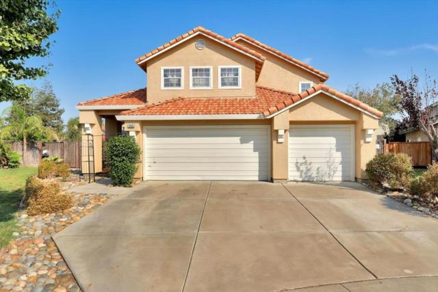 1585 Hoot Owl Court, Tracy, CA 95376 (MLS #17053954) :: The Del Real Group