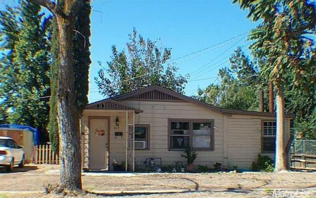 417-419 S Madison Street, Modesto, CA 95351 (MLS #17054472) :: The Del Real Group