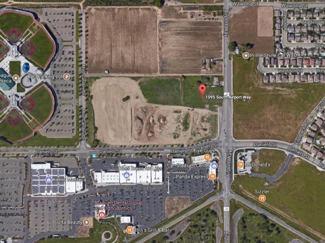 1095 S Airport Way, Manteca, CA 95337 (MLS #17054607) :: Keller Williams - Rachel Adams Group