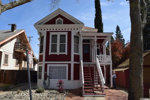 421 28 Street, Sacramento, CA 95816 (MLS #17061758) :: Keller Williams - Rachel Adams Group