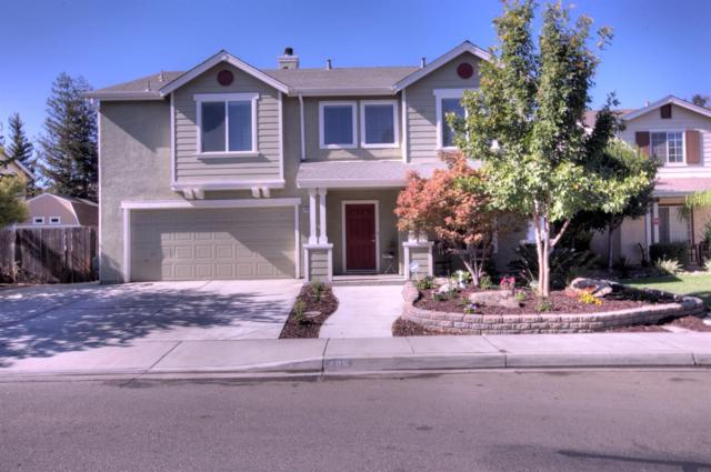 405 Peregrine Drive, Patterson, CA 95363 (MLS #17065584) :: The Del Real Group