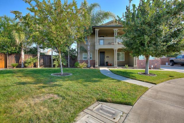 503 Clydesdale Court, Oakdale, CA 95361 (MLS #17066948) :: The Del Real Group