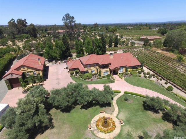 6040 Bayville Court, Granite Bay, CA 95746 (MLS #17067107) :: Brandon Real Estate Group, Inc
