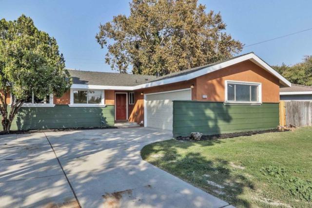 313 Portola Way, Tracy, CA 95376 (MLS #17067223) :: The Del Real Group