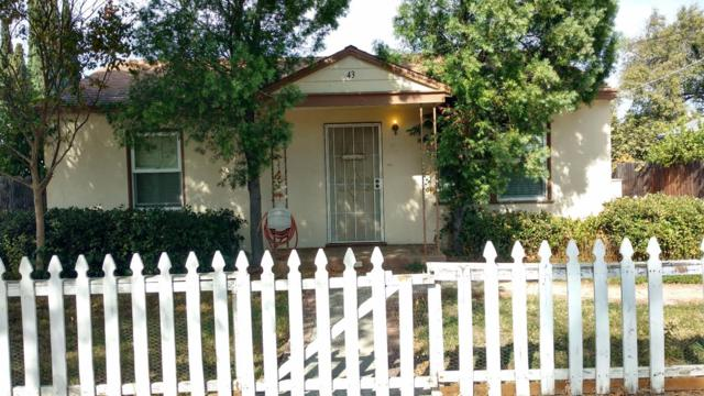 43 W Lowell Avenue, Tracy, CA 95376 (MLS #17067754) :: The Del Real Group
