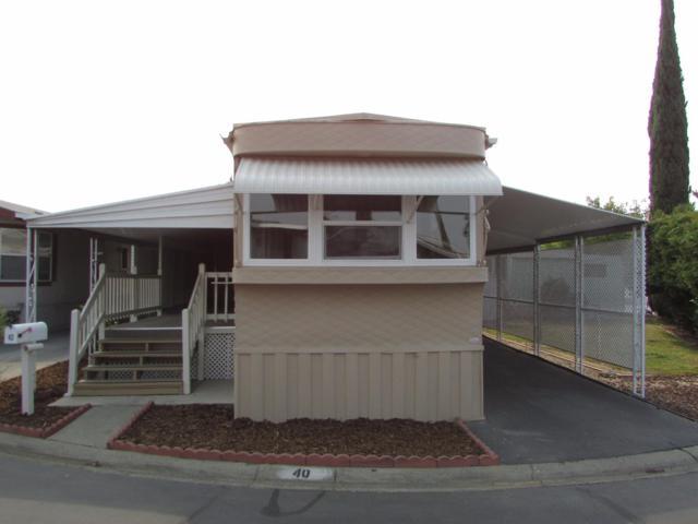 40 Sunbeam Way #40, Rancho Cordova, CA 95670 (MLS #17067884) :: Gabriel Witkin Real Estate Group
