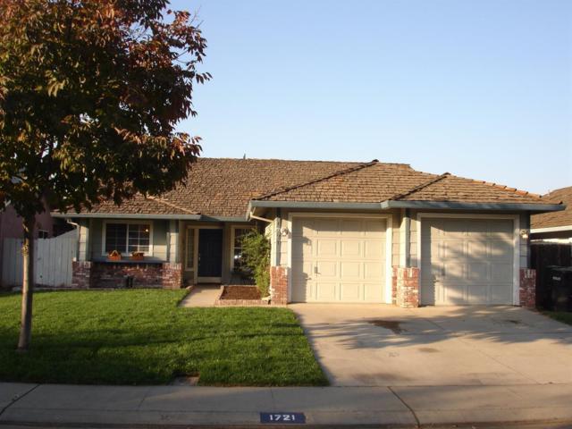 1721 Grassland Way, Modesto, CA 95358 (MLS #17067902) :: The Del Real Group