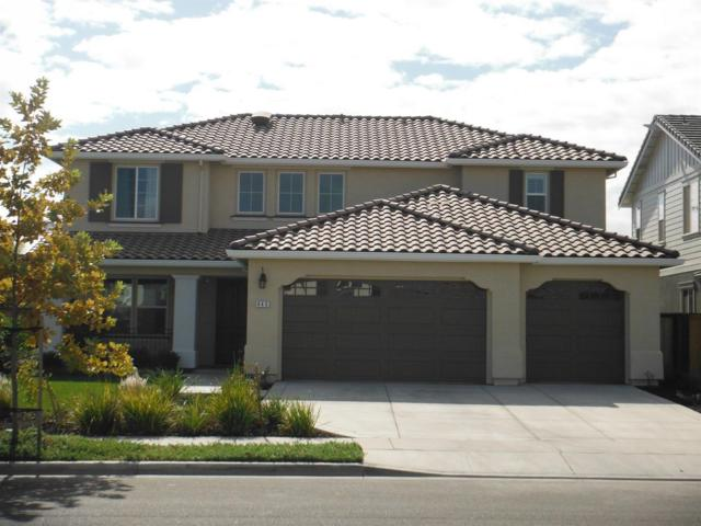446 Glenbrook Drive, Tracy, CA 95377 (MLS #17068067) :: The Del Real Group