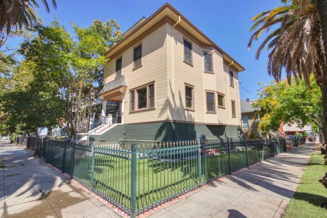 2031 P Street, Sacramento, CA 95811 (MLS #17075134) :: Keller Williams - Rachel Adams Group