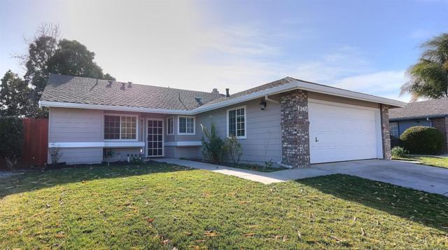 1360 Busca Drive, Tracy, CA 95376 (MLS #17077340) :: REMAX Executive
