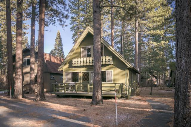 2356 Sky Meadows Court, South Lake Tahoe, CA 96150 (MLS #17077419) :: Keller Williams - Rachel Adams Group