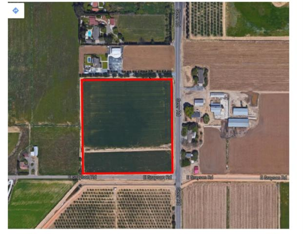 0 Geer Road, Hughson, CA 95326 (MLS #18000677) :: The Del Real Group