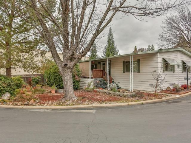 2681 Cameron Park Drive #159, Cameron Park, CA 95682 (MLS #18001270) :: Keller Williams - Rachel Adams Group