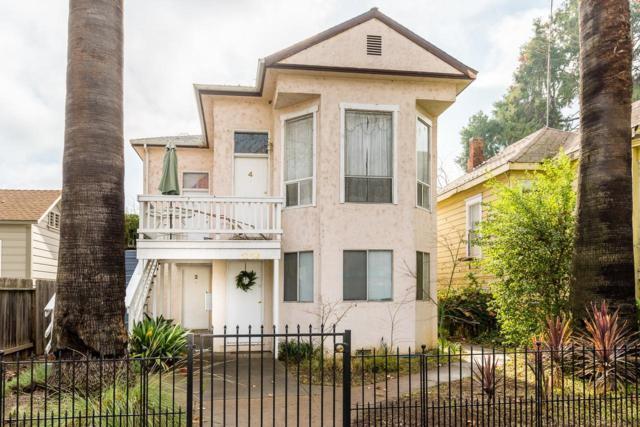 1716 F Street, Sacramento, CA 95811 (MLS #18001532) :: Keller Williams - Rachel Adams Group