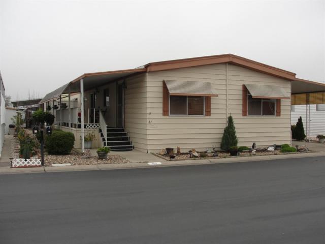 8700 West Lane #61, Stockton, CA 95210 (MLS #18002250) :: Keller Williams - Rachel Adams Group