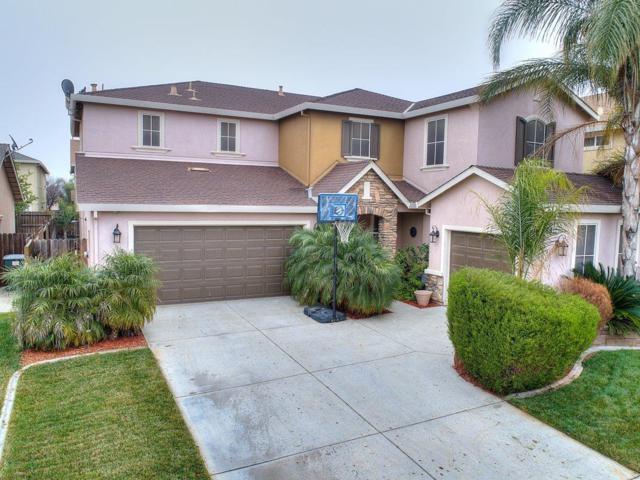 318 Orange Blossom Lane, Patterson, CA 95363 (MLS #18002297) :: The Del Real Group