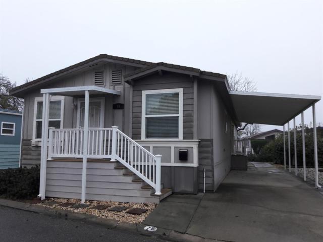 5505 S Grove Street #78, Rocklin, CA 95677 (MLS #18002340) :: Keller Williams - Rachel Adams Group