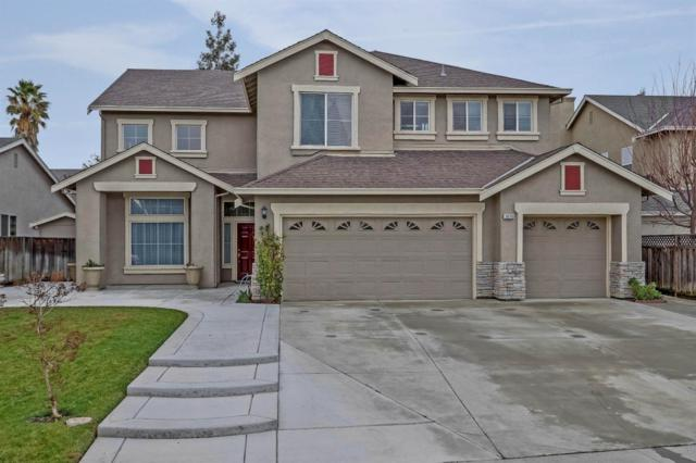 2870 Pebblebrooke Court, Tracy, CA 95377 (MLS #18002984) :: The Del Real Group