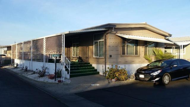 2845 Hatch Road #20, Modesto, CA 95351 (MLS #18005990) :: Keller Williams - Rachel Adams Group