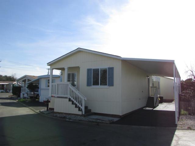 72 Sea Breeze Way #72, Rancho Cordova, CA 95670 (MLS #18008951) :: Keller Williams - Rachel Adams Group