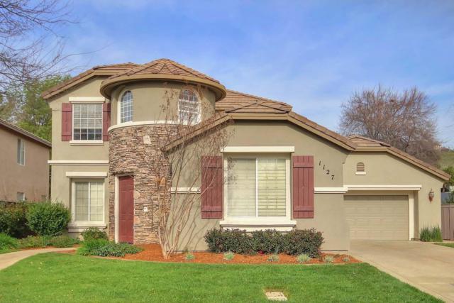 1127 Bevinger Drive, El Dorado Hills, CA 95762 (MLS #18009159) :: Keller Williams - Rachel Adams Group