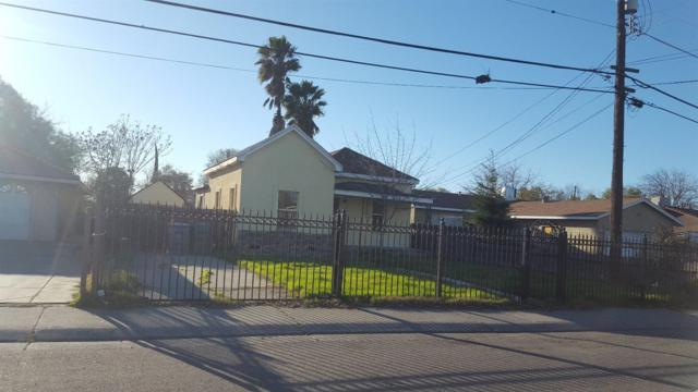 2121 S Pilgrim Street, Stockton, CA 95206 (MLS #18009250) :: Keller Williams - Rachel Adams Group