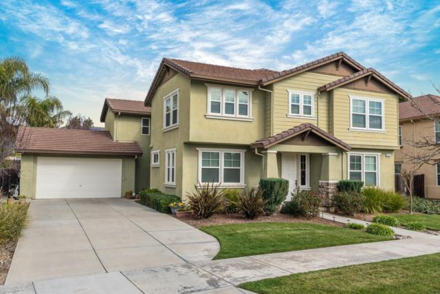 1327 S Augusta Pointe Drive, Ripon, CA 95366 (MLS #18009978) :: The Del Real Group