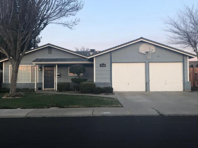 316 Lovell Way, Manteca, CA 95336 (MLS #18010379) :: The Del Real Group