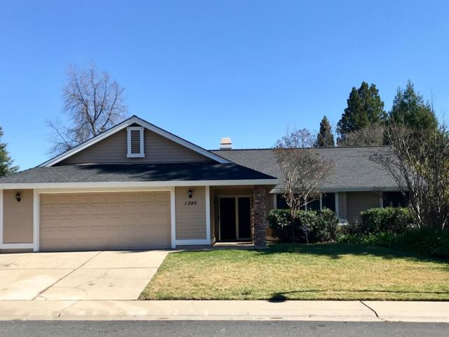 1395 Sun Tree Drive, Roseville, CA 95661 (MLS #18010673) :: Keller Williams Realty
