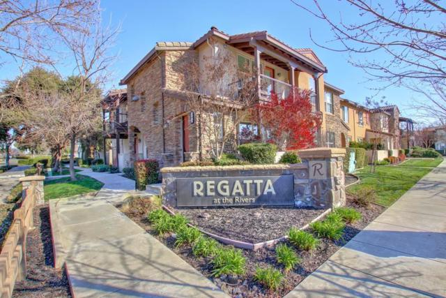 410 Regatta Lane #105, West Sacramento, CA 95605 (MLS #18010710) :: Keller Williams - Rachel Adams Group