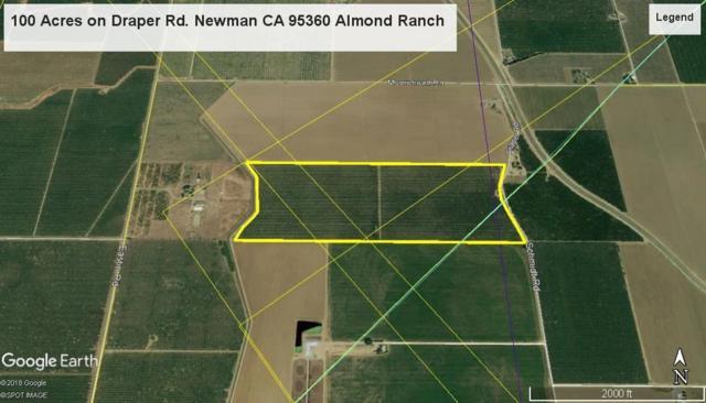 0 Draper Road, Newman, CA 95360 (MLS #18010916) :: Keller Williams - Rachel Adams Group
