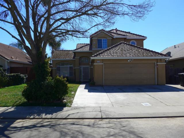 3600 Effingham Lane, Modesto, CA 95357 (MLS #18010954) :: The Del Real Group