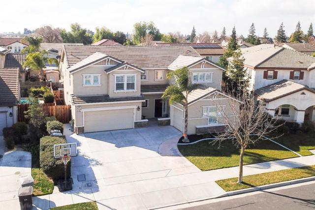 1355 Oak Leaf Circle, Oakdale, CA 95361 (MLS #18011177) :: The Del Real Group