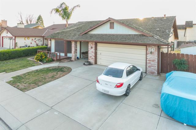 1147 Sweetbrier Place, Manteca, CA 95336 (MLS #18011186) :: The Del Real Group