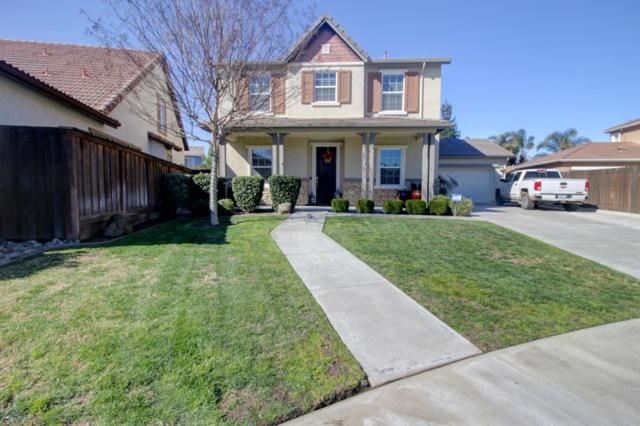 514 Kiso Court, Oakdale, CA 95361 (MLS #18011200) :: The Del Real Group