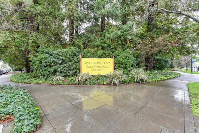 200 P Street F-13, Sacramento, CA 95814 (MLS #18012618) :: Heidi Phong Real Estate Team