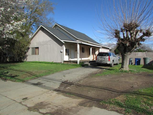 726 R Street, Merced, CA 95341 (MLS #18013313) :: Dominic Brandon and Team