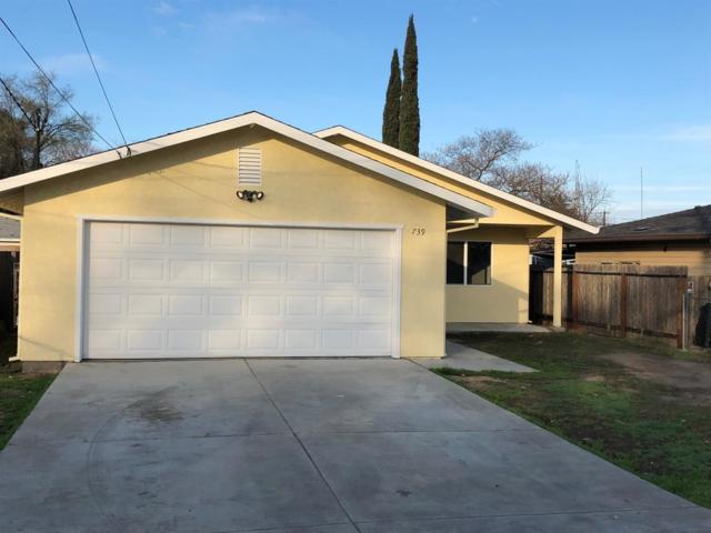 739 S Adelbert, Stockton, CA 95215 (MLS #18013828) :: Dominic Brandon and Team