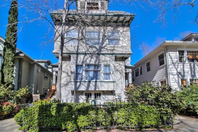 2217-2219 H Street, Sacramento, CA 95816 (MLS #18013911) :: Heidi Phong Real Estate Team