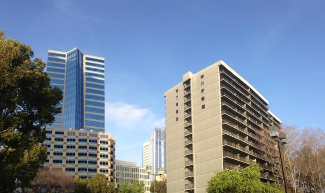 500 N Street #1207, Sacramento, CA 95814 (MLS #18015448) :: Heidi Phong Real Estate Team